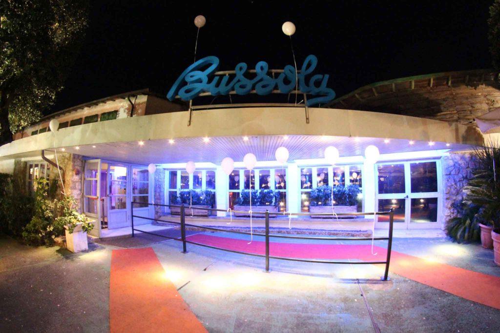 Discoteca Bussola Versilia Apertura 2015