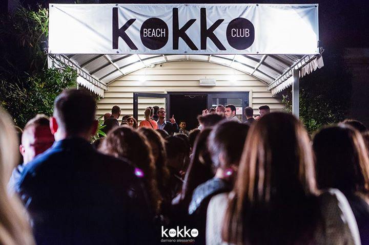 kokko beach club ingresso