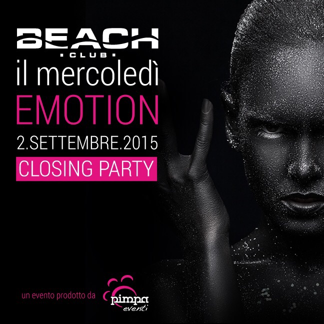 mercoledi beach club closing loc