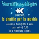 Torna il Versilia By Night, Il Bus della Movida