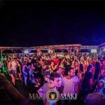 Inaugurazione Discoteca Maki Maki Viareggio – Giugno 2020