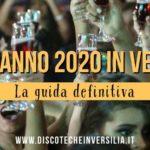 Capodanno Versilia 2020: La Guida Definitiva