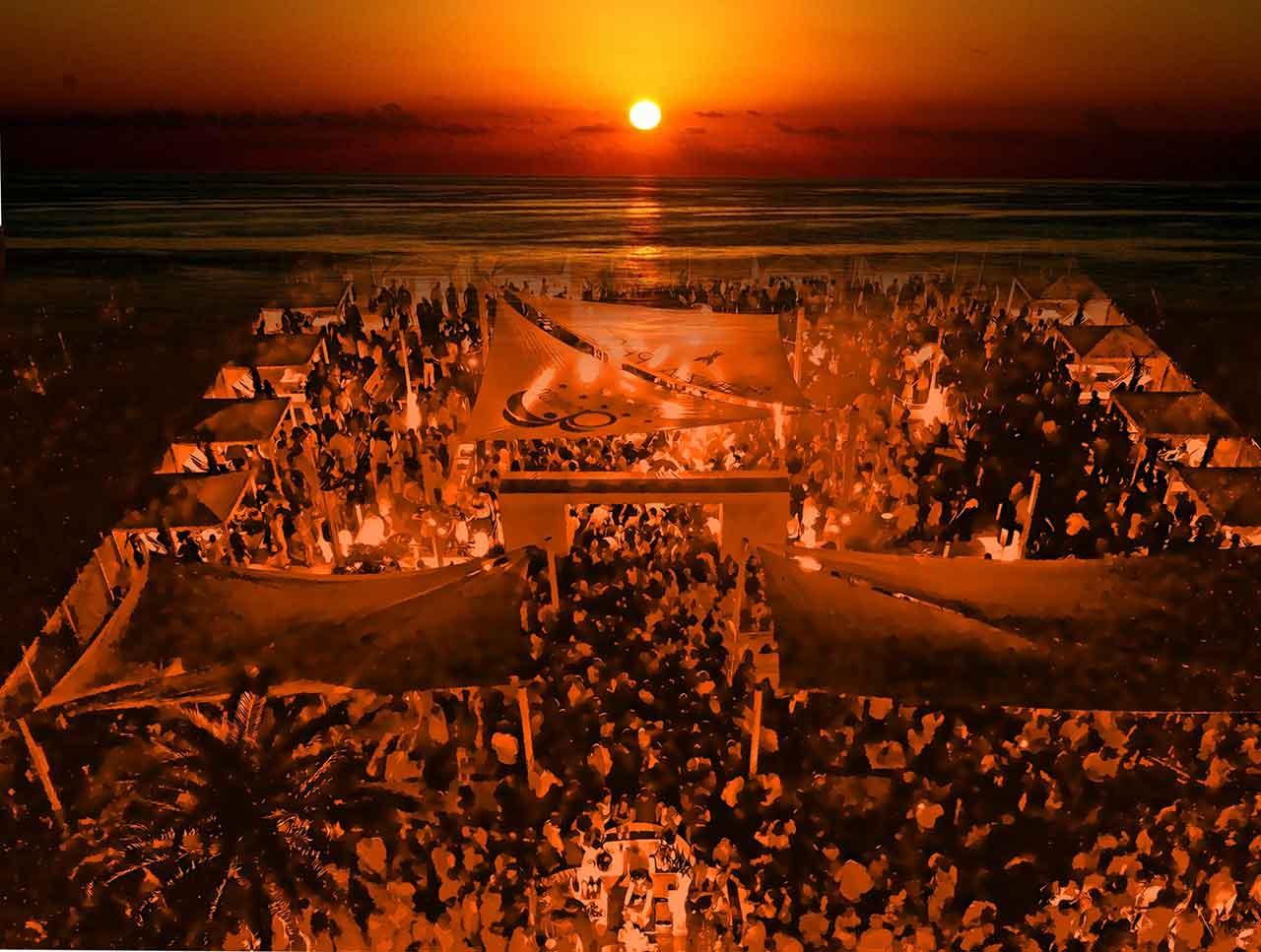 ostras-beach-sunset
